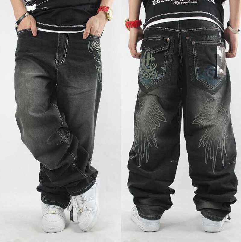 Loose Mens Jeans