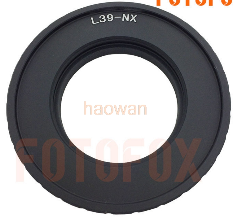 39mm M39 L39 LTM Screw lens to NX Mount Adapter Ring for Samsung nx1 NX5 NX10 NX11 NX20 NX100 NX200 NX300 NX2000 NX3000 Camera