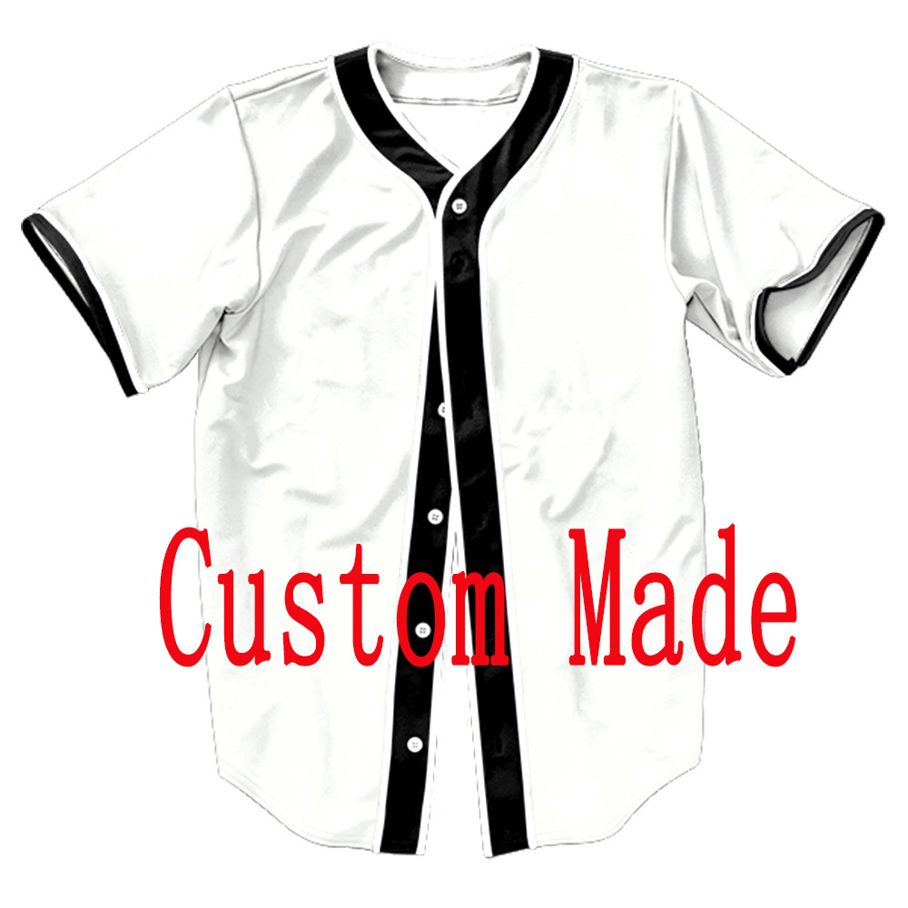 Us 15 98 20 Off Dropshipping Custom Made Vip Designs Men Ons Shirt Streetwear Tees Shirts Hip Hop Baseball Jersey Tops In T From S