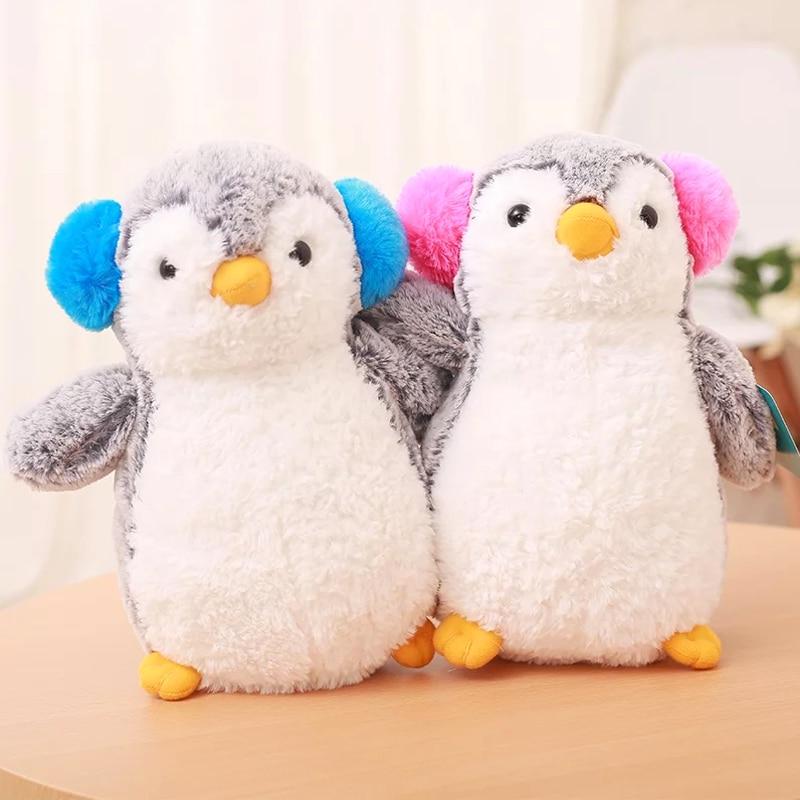 Toys Are Us Stuffed Animals : Cute penguin plush toy australia ocean park