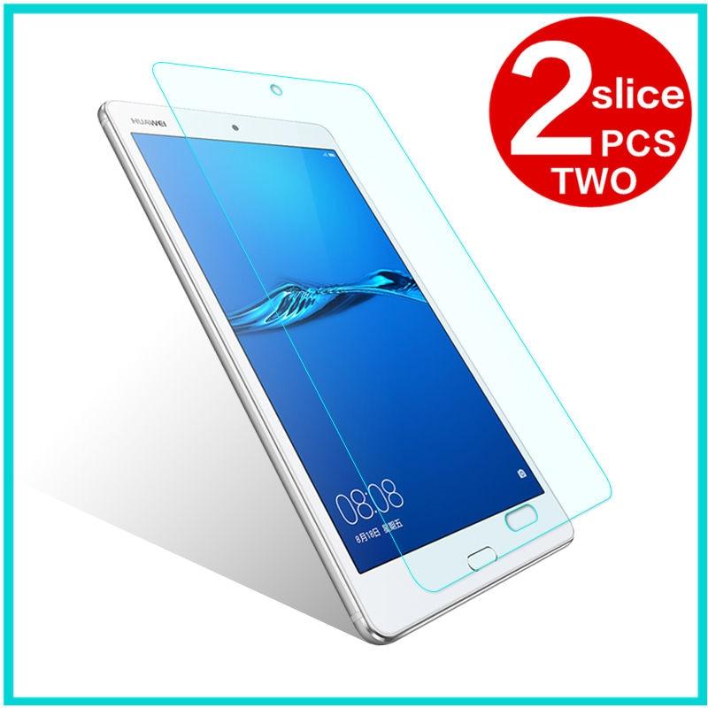 En Verre trempé membrane Pour Huawei MediaPad M3 lite 8.0 acier film Tablet Écran Protection Trempé cpn-w09 AL00 Cas 2.5D HD