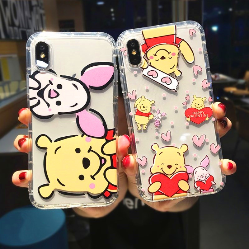 coque iphone 7 piglet