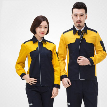 Set of Coat+Pants work coat uniform office uniform engineer coat car service uniform ...