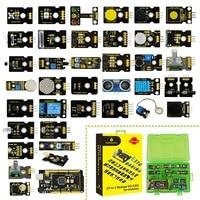 2019 NEW!Keyestudio New Sensor Starter Kit V2.0 37 in 1 Box With (Mega 2560 Board) for Arduino Kit