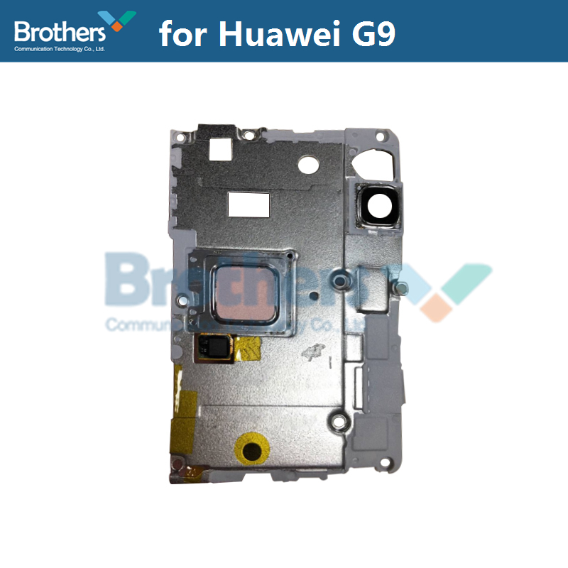 Fingerprint Sensor Plate For Huawei G9 Scanner Flex Cable Camera Lens Frame Holder For Huawei G9 Phone Replacement High Quality (4)