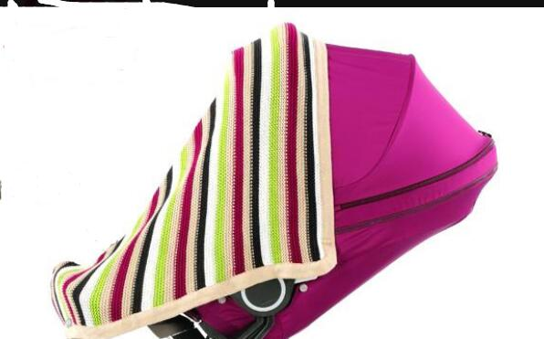 Hot Sale  DSLAND St  Baby Stroller Winter Wind Proof  Blanket  Sun Visor Blanket Umbrella