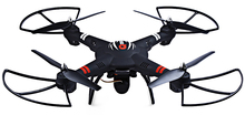 Neo WLtoys Q303 RC Drone Avec Caméra 2.4 GHz 4CH 6 Axe Gyro Fixe-hauteur Mode Quadcopter RTF Avion Télécommande Hélicoptère