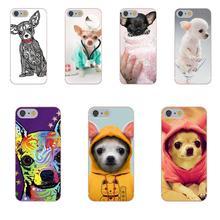 93704897cd6 Funda de accesorios para teléfono de alta calidad de perro Chihuahua para  Apple iPhone X XS
