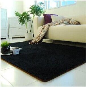 Best качество 140*160 см черный ковер мягкие ковры и ковры гостиной ковер коврик ковры для детей Бесплатная доставка