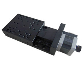 PP110 - (30-75) Precise Electric Pan (Cross Roller), Motorized Linear Stage,Motorized Translating Stage  цены