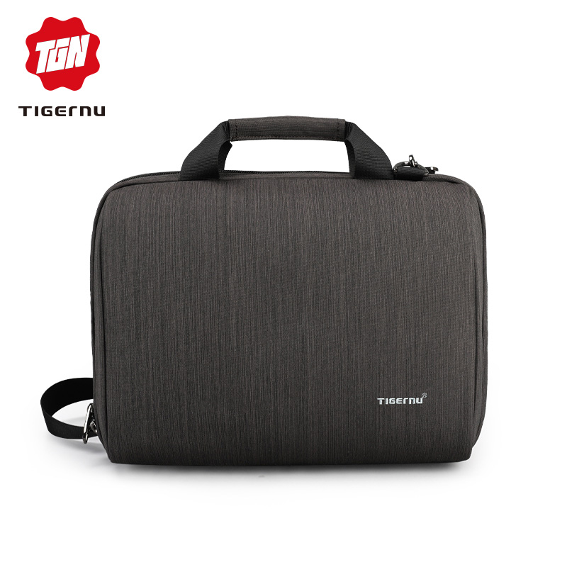 Tigernu Men Briefcases Fits 13 1 Inch Mackbook Bag for Men Water Repellent Messenger Bag Shoulder