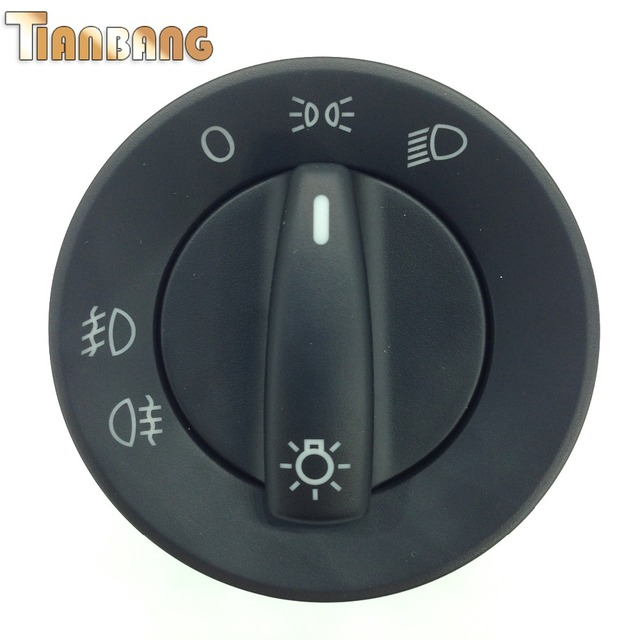 Super Quality with Front Fog Light Headlamp Switch for Bora A4 Golf A4 Jetta Beetle 1C0941531A 1C0 941 531A  1C0 941 531 A