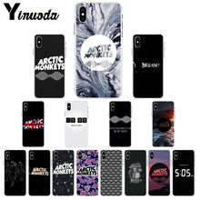 Yinuoda arctic monkeys Special Offer Smart Cover Soft Shell Phone Case for Apple iPhone 8 7 6 6S Plus X XS MAX 5 5S SE XR(China)