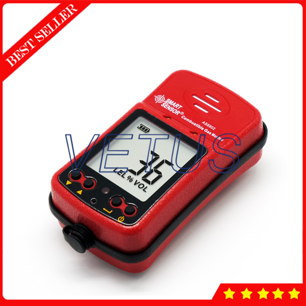 AS8902 Digital Coal analysis equipment with Portable Digital Combustible Gas Detector LEL 0-100%AS8902 Digital Coal analysis equipment with Portable Digital Combustible Gas Detector LEL 0-100%