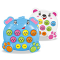 1-3 Anos de Idade Brinquedo Especial Novo Grande Brinquedo Elétrico Música Tocando Hamster Consolas de jogos de Paternidade das Crianças Brinquedo presente Para As Crianças
