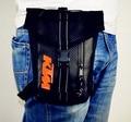 Ktm motocicleta impermeable bolsas de pierna para montar los bolsillos de monedas del teléfono móvil del bolso paquete de documentos de cambio promociones al por mayor