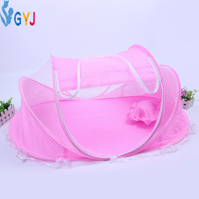 baby safety mosquito net 110cm*65 cm*60cm luxury baby cribs children tent bed : crib canopy safety - memphite.com