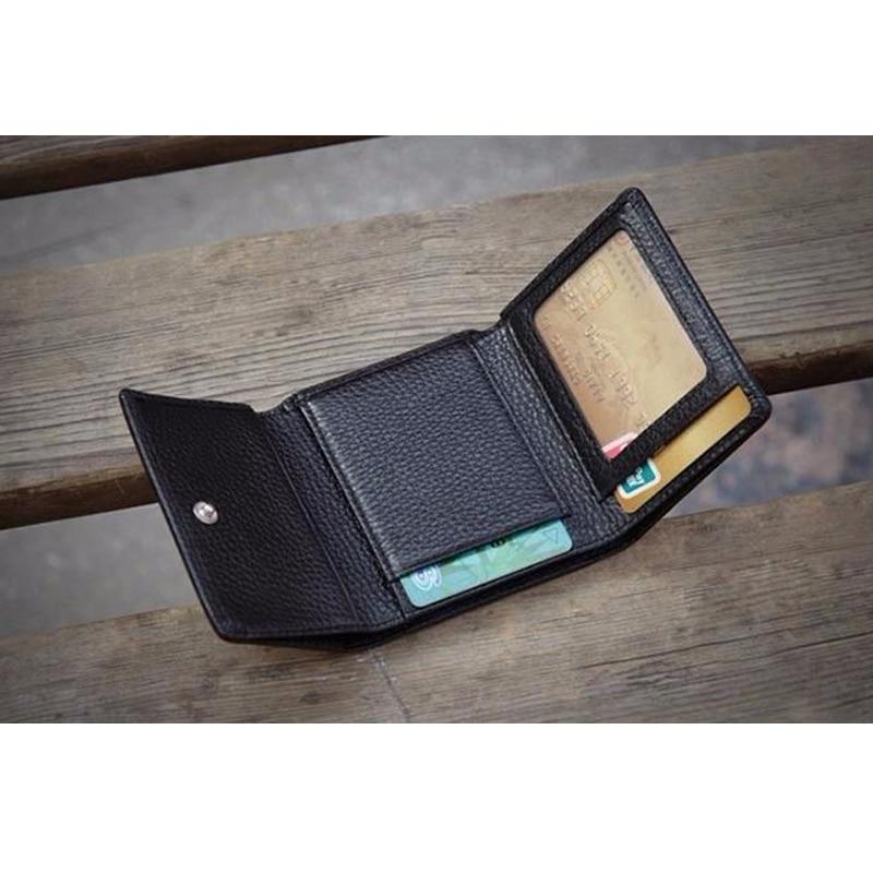 e para mulheres do couro Estilo : ID Wallet