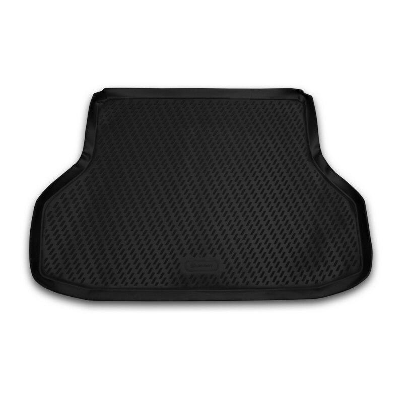 лучшая цена For Chevrolet Lacetti car trunk mat