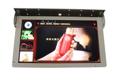 Gps Position Tracking System Lcd Tft Custom Bus Advertising Digital Signage Totem Pc Computer
