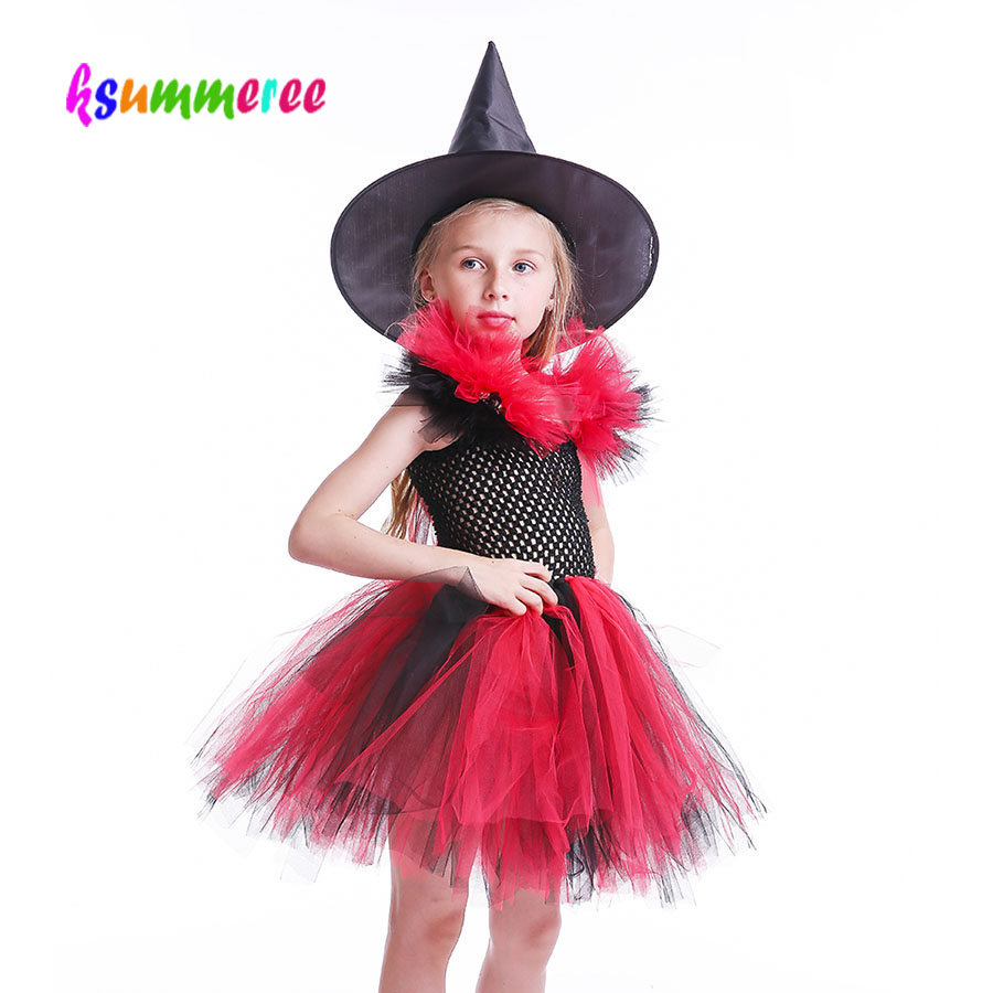 Kid's Party Cute Cartoon Child Witch Hat Sun Hat Photo Props Cosplay Plush Toy Hat Christmas Halloween Birthday Party Dress Up Cartoon Hats