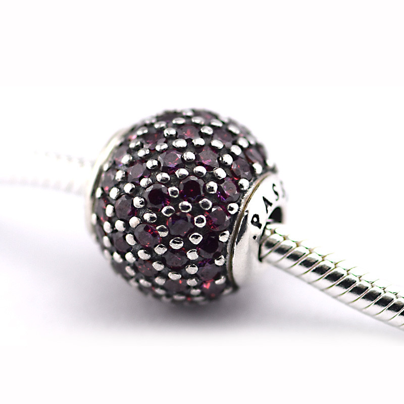 4b1a673b48a DIY Convient Pandora Bracelet Beadsfor Femmes Fabrication de Bijoux Passion  Essence Charme 925 En Argent Sterling Charmes De Perles de Mode FE029B