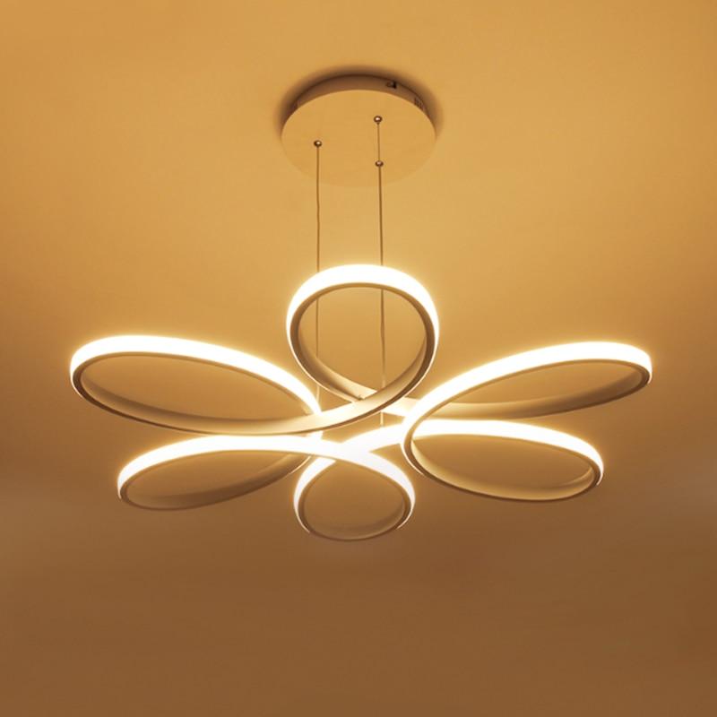 Moderne Anhänger lichter Fernbedienung Decke led lampe leuchte für ...