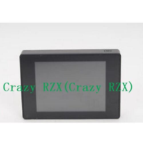 Original LCD pantalla táctil externa para GoPro Hero 3 3 + 4 BacPac ALCDB-4 Cámara Monitor parte