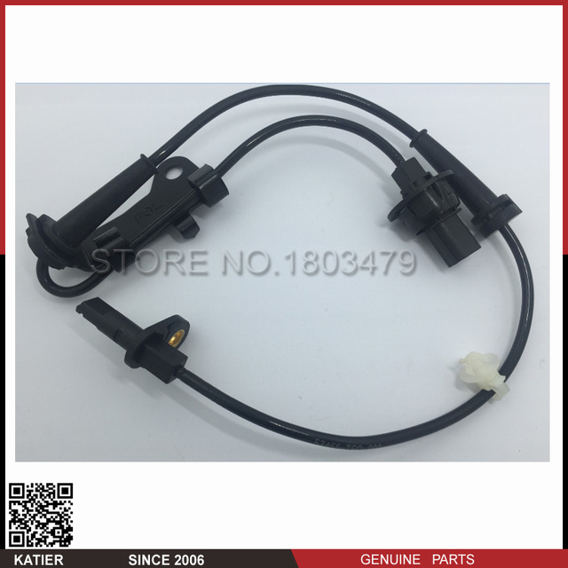 Front Left Car ABS Wheel Speed Sensor 57455-TF0-003 For Honda Fit 2007-2012