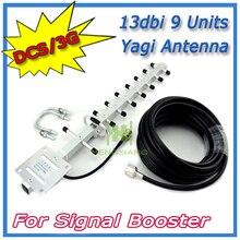 10 W-CDMA 1710-2170 信号ブースターリピーター