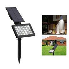 Binval Solar Energy Lawn Lamp 50LED Outdoors Waterproof Garden Grond Lamps Lampe Solaire Exterieur Etanche Luz