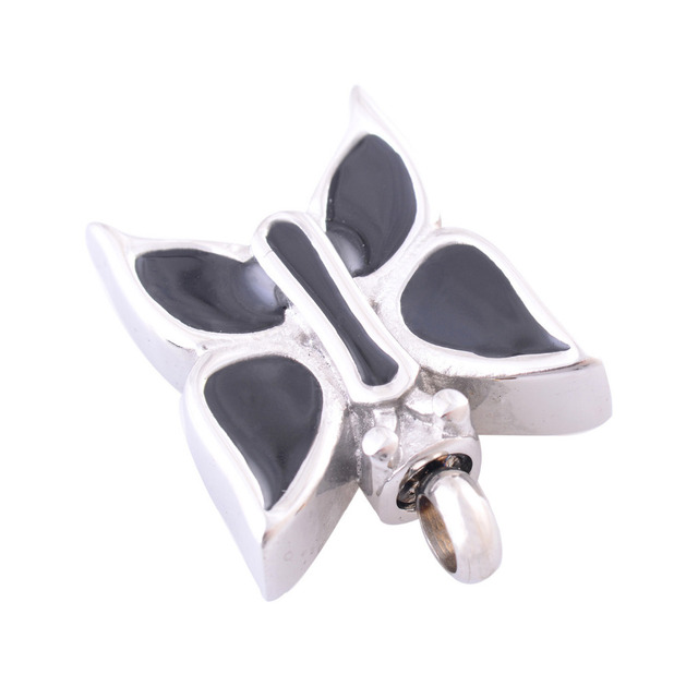 Butterfly Shaped Ahes Urn