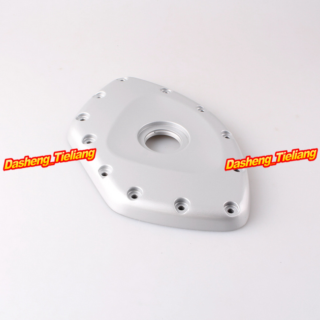 Engine Stator Crank Case Generator Cover Crankcase For Honda GL1800 GOLDWING 2001-2013 CNC Aluminum Silver engine spark plug cover plate for honda goldwing gl1800 2001 2013 stator cover