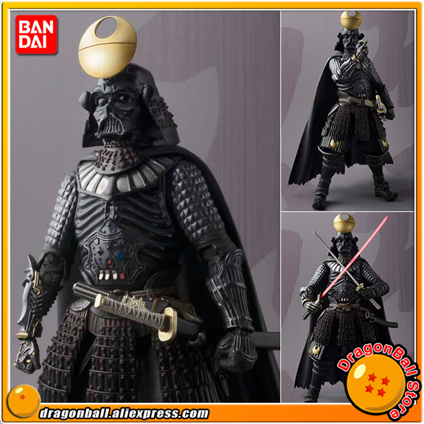 StarWar Original BANDAI Tamashii Nations Meisho MOVIE REALIZATION Action Figure - Samurai Taisho Darth Vader -Shiseigusoku- ts 4 12