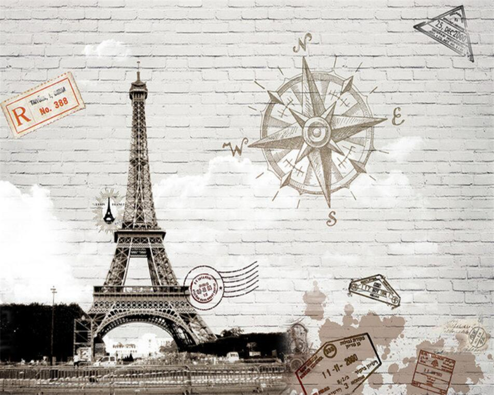 Gambar Wallpaper Menara Eiffel Paris Gudang Wallpaper