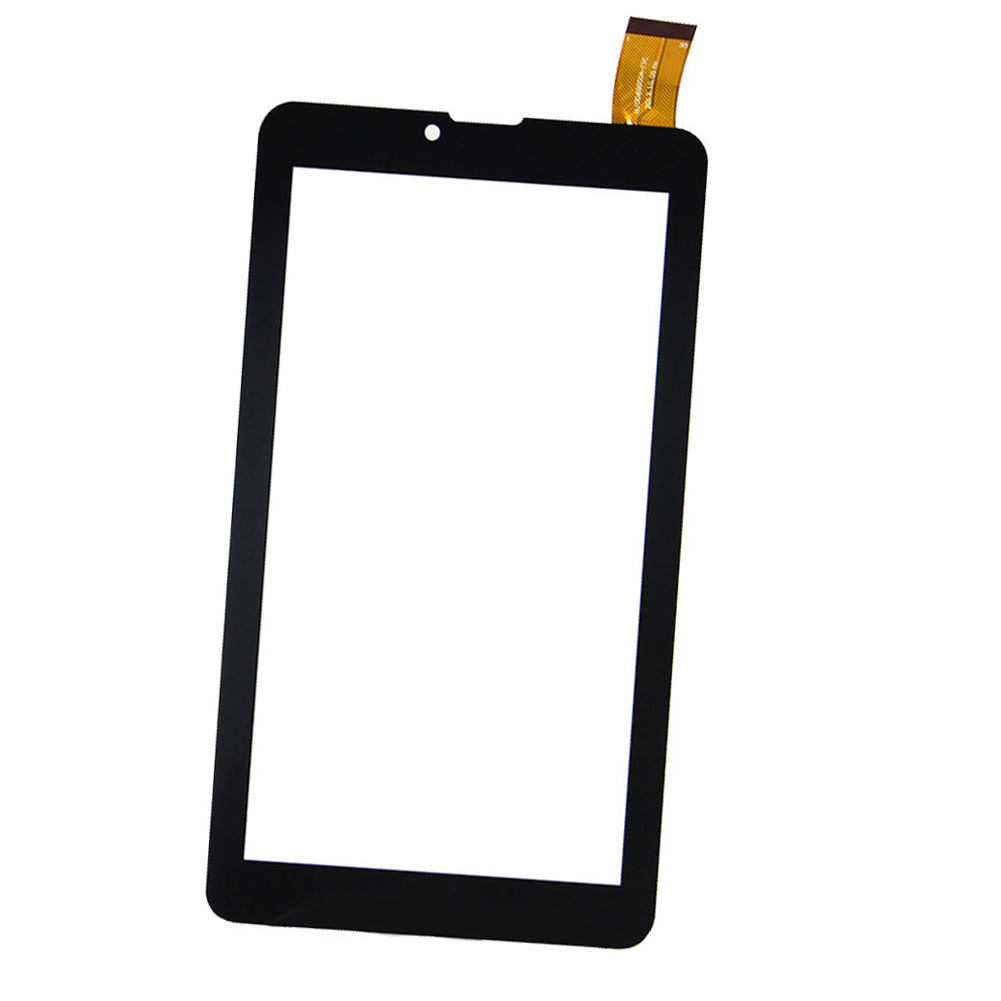 New For 7 inch Touch Screen  TZ49 3G / TZ43 3G Tablet Panel Digitizer Glass Sensor Replacement Free Shipping  new touch screen for 10 1 inch yuntab k107 3g wifi touch panel digitizer glass sensor replacement free shipping