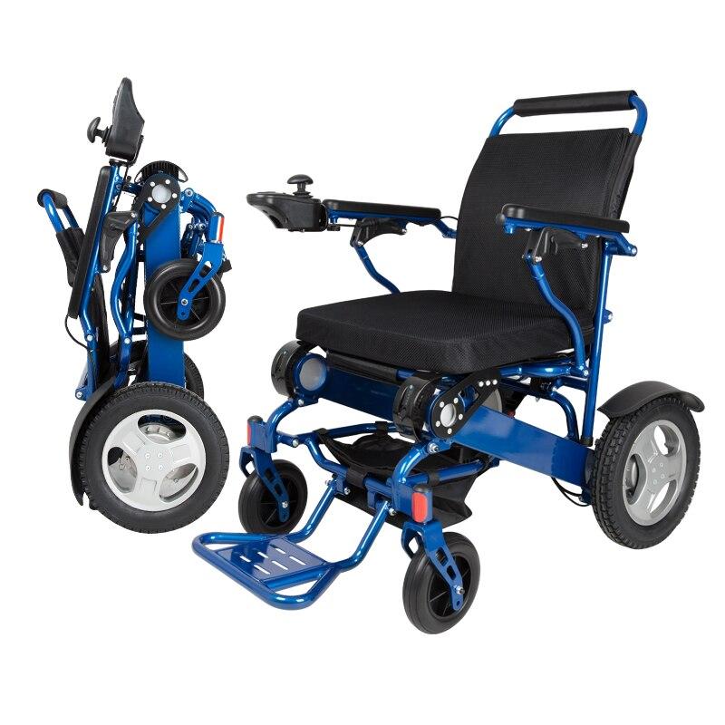 100% QualitäT 2018 Protable Medizinische Ausrüstung Gesundheit Pflege Elektrische Rollstuhl In Physikalische Therapie Neue Sorten Werden Nacheinander Vorgestellt