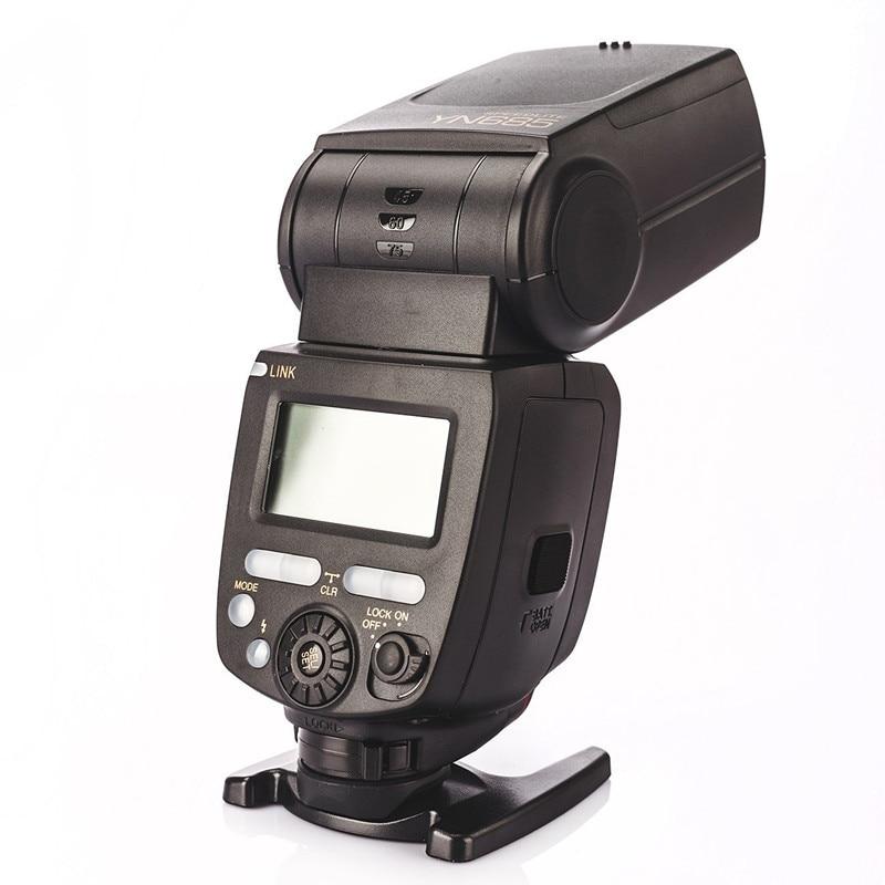 YONGNUO YN685 YN 685 2 4G TTL HSS 1 8000s Flash Speedlite YN622 TX i TTL wireless flash controller For Nikon Canon Camera in Flashes from Consumer Electronics