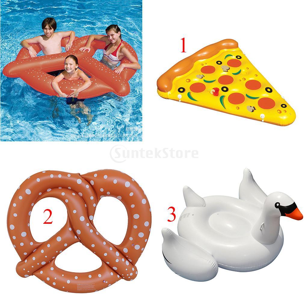 Милый Забавный загорать кровать Плавание игрушка для детей и взрослых надувные blowup пляжные Pool Party игрушка