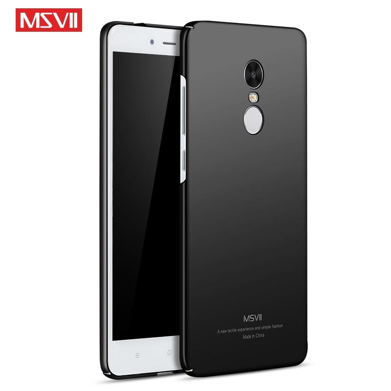 For Xiaomi Redmi Note 4 4X 3 S Global Case Redmi 3S 3Pro 4 4 Pro Prime Case  Simple PC For Xiaomi Mi Note 2 3 4 4C 4I Cover