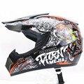 Шлем для мотокросса. Профессиональная защита головы