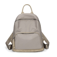 Caker Brand 2019 Women Large Big Nylon Pretty Style School Backpack