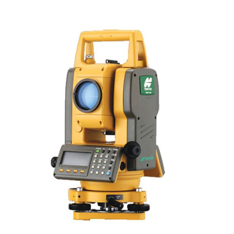 New topcon total station gts-102n surveying