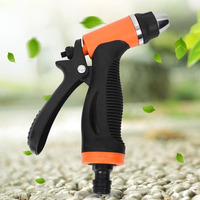 New Electric Car Washing Machine 12V High Pressure Car Washing Pump Car Washing Water Gun English Version For Household Use