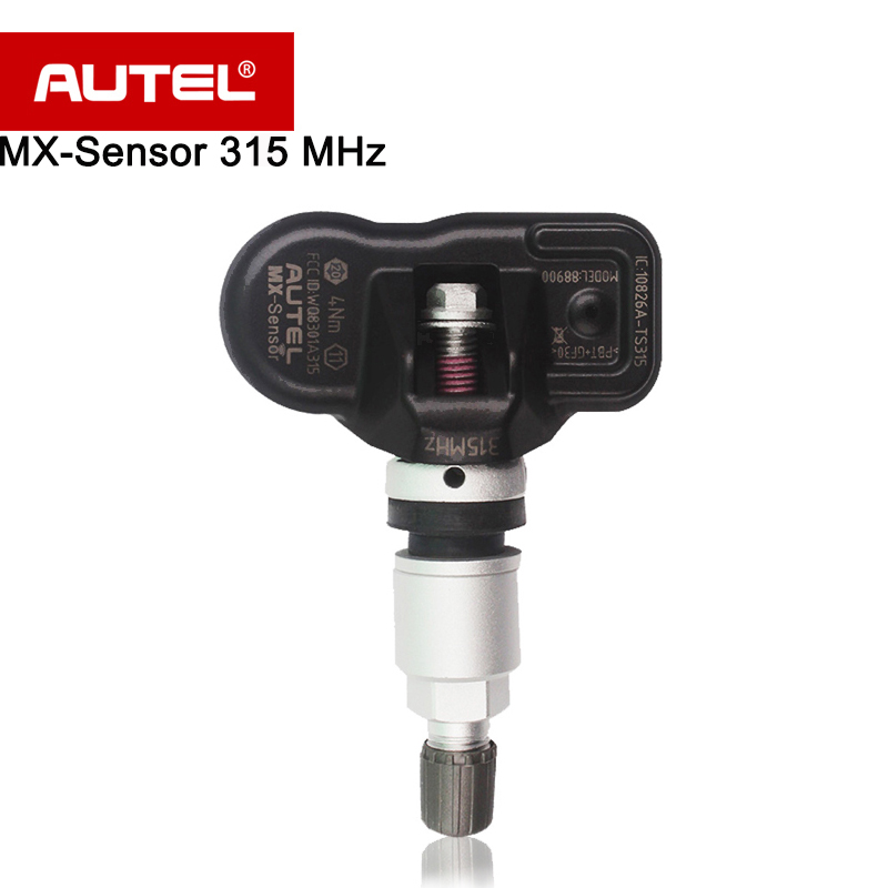 Original Replacement Autel MX-Sensor 315MHZ TPMS Sensor Specially for Tire Pressure Sensor MX Sensor 315MHZ Free Shipping