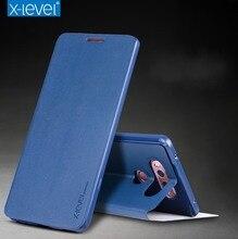 X-уровень Марка FIB серии искусственная кожа флип чехол стенд для LG V20 качество ультра-тонкие чехлы, 4 цвета на выбор