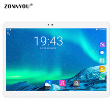 10 inch Tablet Google Android 6.0 3G Call LTE Octa Core 4GB RAM 32GB ROM IPS Kids Gift wi-fi GPS Tablets 10 10.1