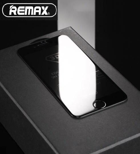 Remax anti-peeping 3D əyri səth iphone 7 7 üçün Ultra İncə Tam - Cib telefonu aksesuarları və hissələri - Fotoqrafiya 3