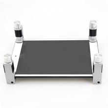4 Pcs Universal Adjustable Plastic Clip Fixture for iPad Samsung Sony LCD Digitizer Screen Fastening  Repair Tool