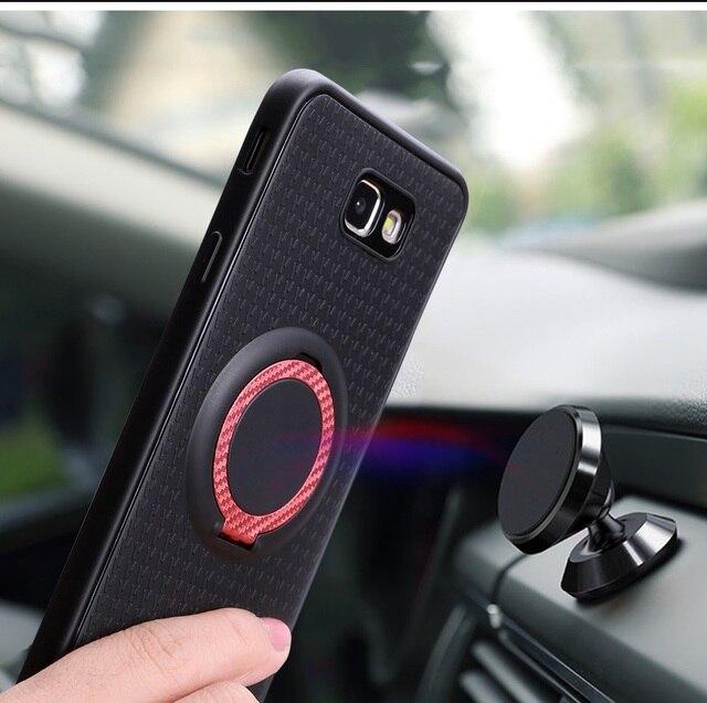 Car Magnetic Stand Case for Huawei Mate 10 ALP-L09 ALP-L29 ALP-AL00 Finger Ring Cover for Huawei Mate10 ALP L09 L29 AL00 Cases